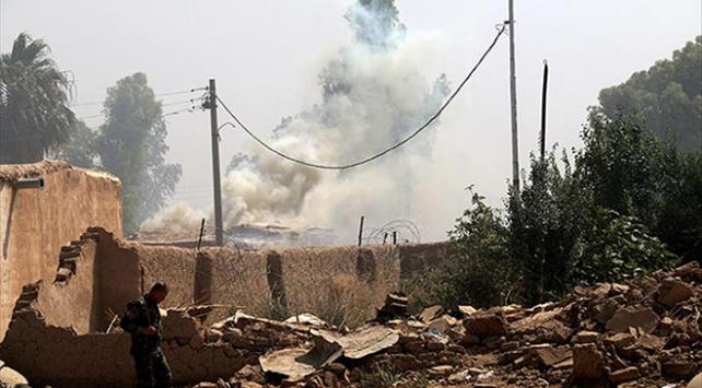 Irakın Halepçe kentinde havan topu patladı: 2 ölü