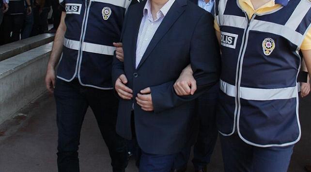İzmir merkezli 56 ilde FETÖnün TSK yapılanmasına yönelik operasyon
