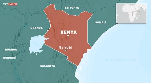 Kenyada evleri yıkılan 8 bin kişi sokakta kaldı