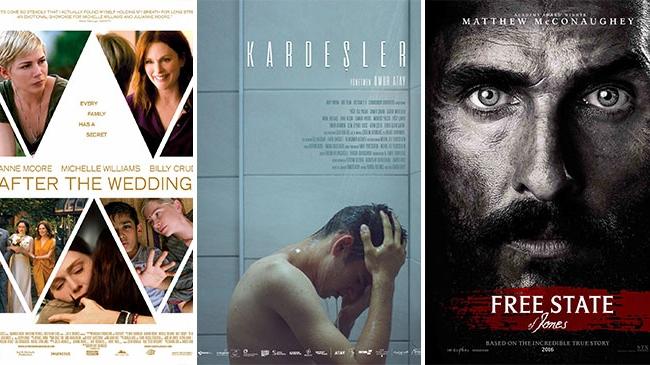 TRT 2'de bu hafta sinema şöleni yaşanacak