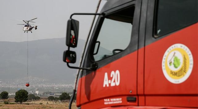 Orman yangınlarına İHA ile müdahale