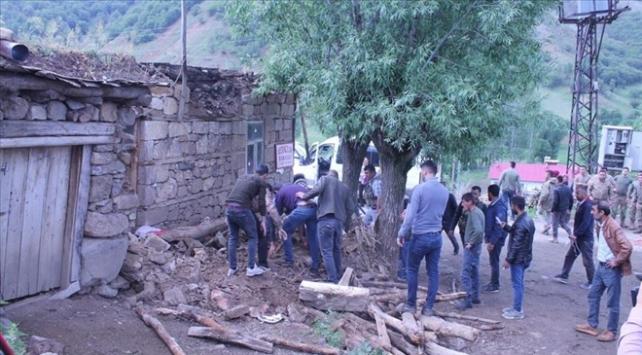 Depremden etkilenen 22 vatandaş taburcu edildi