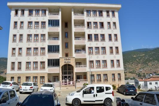 Gaziantepte bir apartman karantinaya alındı