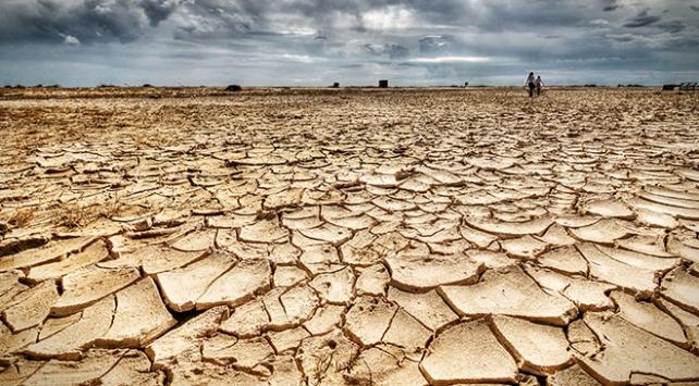 Kuraklık dünyada 4 milyar hektar alanı tehdit ediyor