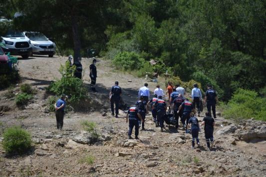 Manisada baraj göletinde bir kişinin cesedi bulundu