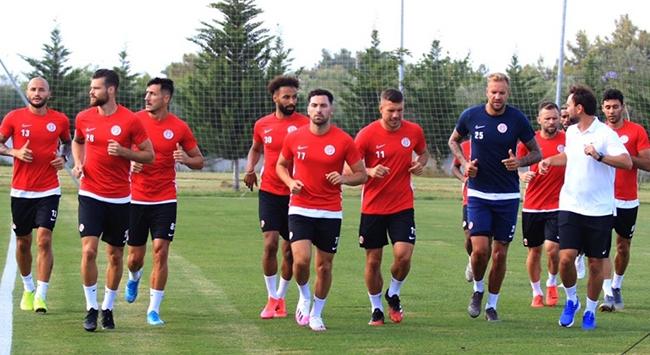Antalyaspor rotasını kupaya çevirdi