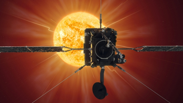 Güneş'in en yakın fotoğrafları çekildi
