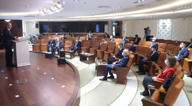 Bakan Soylu, ilk kez atanan valilerle toplantı yaptı