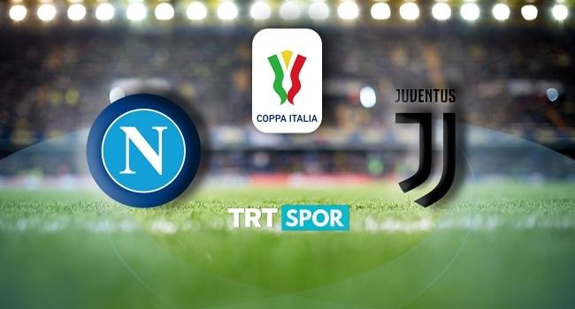 İtalya Kupası finali TRT SPORda