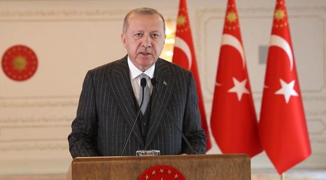 Cumhurbaşkanı Erdoğan: Husumet tohumları hakikat toprağında yeşermeyecek