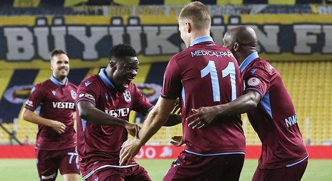 Trabzonspor adını finale yazdırdı
