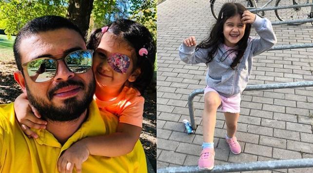 Almanyada Türk baba kızını geri alabilmek için mücadele veriyor