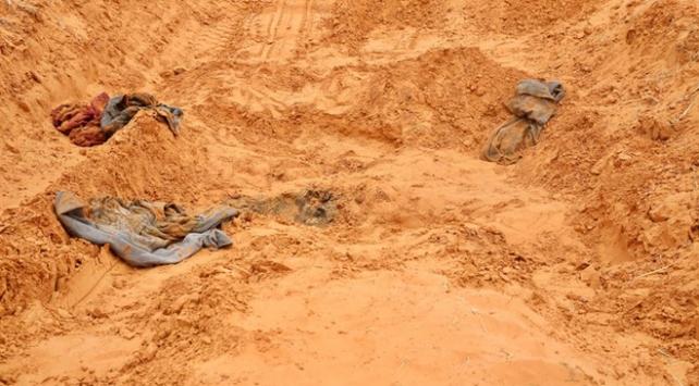 Libyadaki toplu mezarlara ilişkin soruşturma çağrısı
