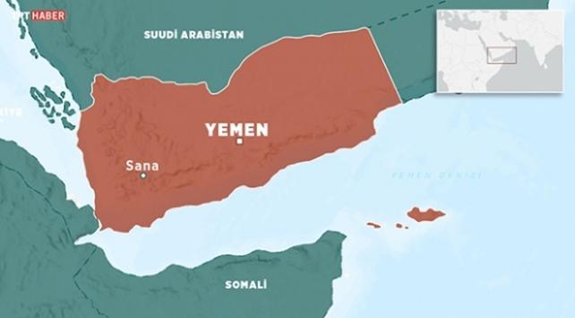 Yemende koalisyon güçleri Husilere ait silah depolarını vurdu