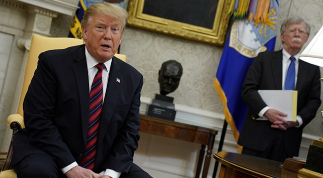 Trump yönetimi ile Bolton arasında kitap krizi: Mahkemelik oldular