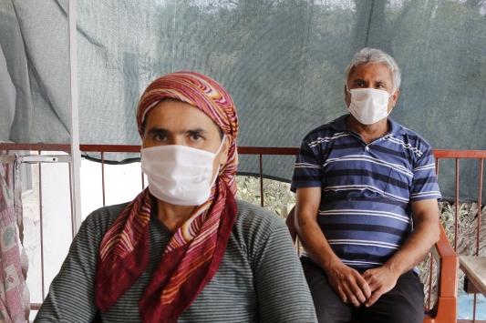 Antalyada KKKA teşhisi konulan kişi tedavi altına alındı