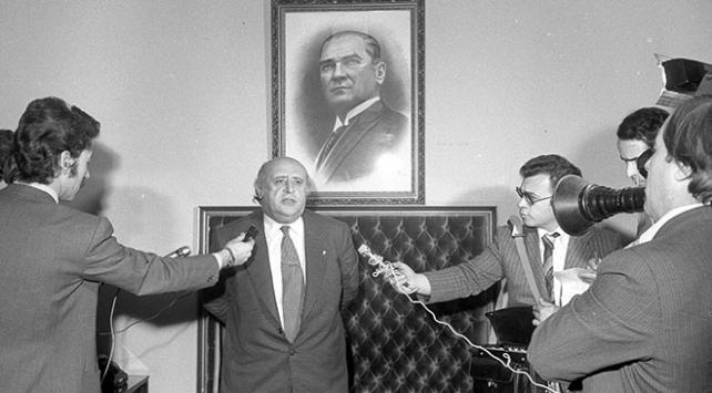 Siyasetin babası Süleyman Demirelin vefatının 5. yıl dönümü