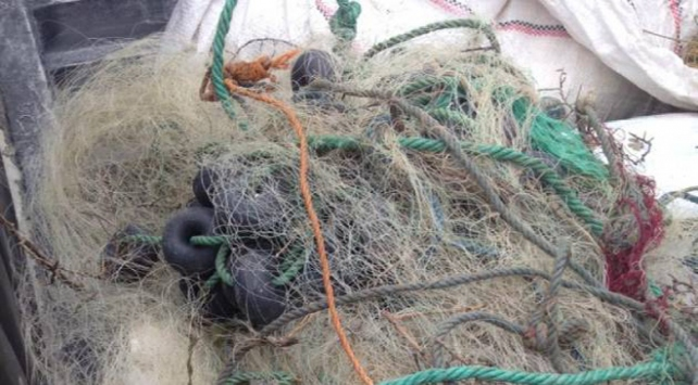 Mersinde kaçak balık avlayanlara 62 bin 900 lira ceza