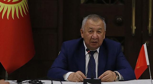 Kırgızistanda yeni hükümet kuruldu