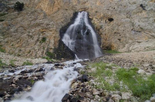 Munzur Dağlarındaki saklı güzellik: Dalik Şelalesi