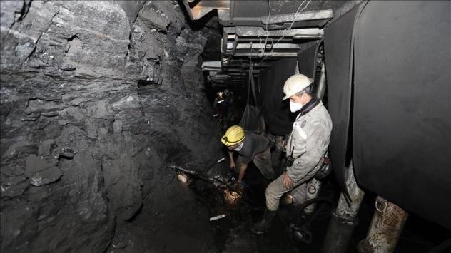 Kömür satışından 5 ayda 74 milyon lira gelir