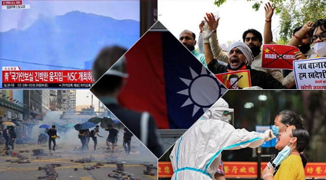 Asyanın 2020 mücadelesi: Ülkeler arası gerilim tırmanıyor