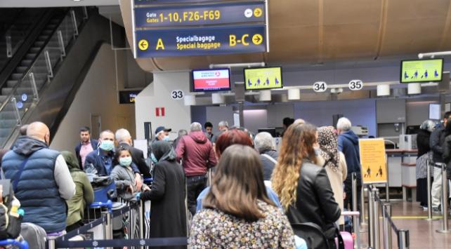İsveçten Türkiyeye uçuşlar yeniden başladı