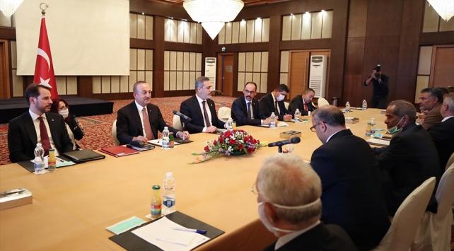 Türkiyeden Libyaya önemli ziyaret