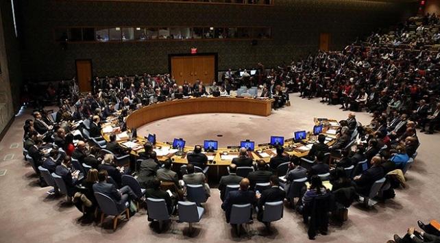 BM Güvenlik Konseyinin yeni geçici üyeleri belirlendi