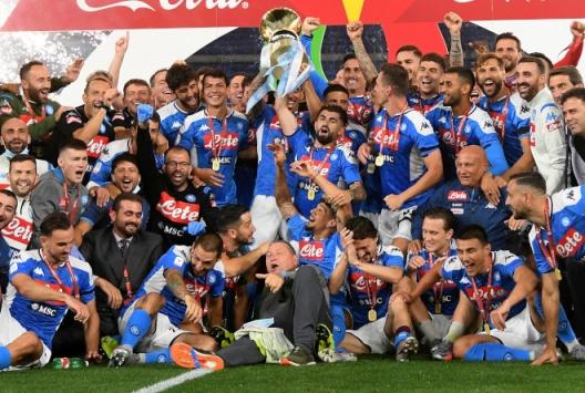 İtalya Kupasını Napoli kazandı
