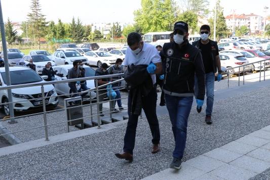 Bolu merkezli suç örgütü operasyonunda 16 şüpheli yakalandı