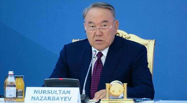 Nursultan Nazarbayev koronavirüse yakalandı