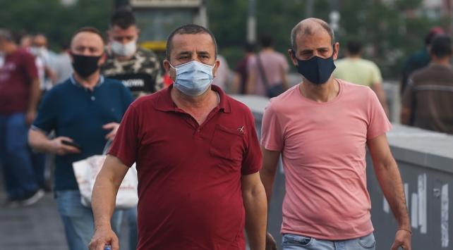3 ilde maske zorunluluğu başladı: Çene altına takılan maske geçerli değil