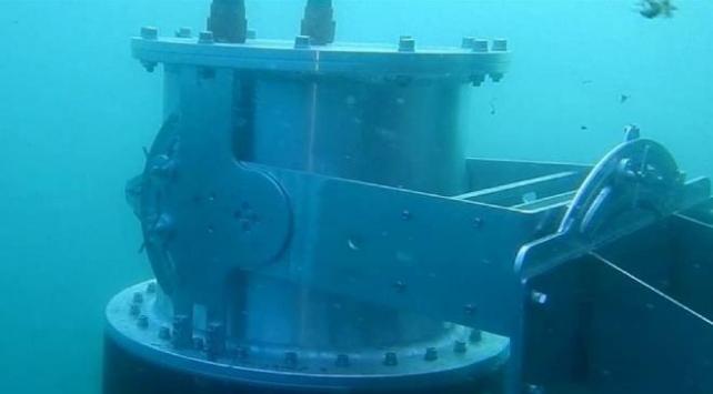 Su altı güvenliği milli dalgıç tespit sonarına emanet