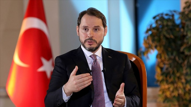 Bakan Albayraktan Türkiye Varlık Fonu ve Turkcell ortaklığı mesajı