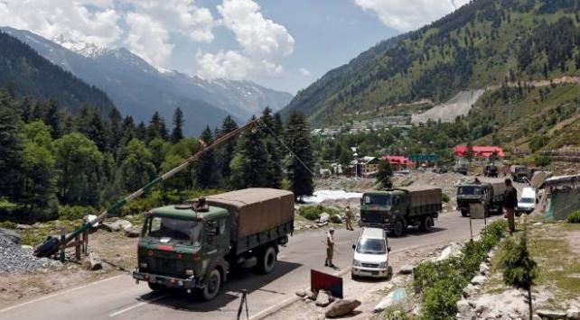 Hindistan, Çinin Galwan Vadisi üzerindeki egemenlik iddialarını reddetti