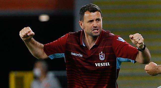 Trabzonsporda Hüseyin Çimşir tarihe geçmek istiyor