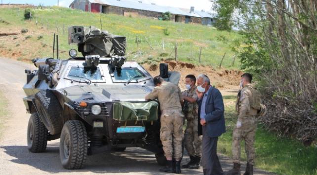 İstanbuldan taziyeye gitti: 379 kişilik köy karantinaya alındı