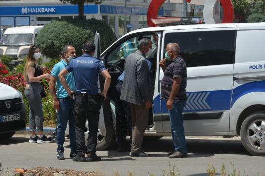 Kahramanmaraşta maske takmayan 16 kişiye 6 bin 272 lira ceza uygulandı