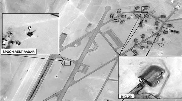 ABD, Rus uçaklarının Libyada uçtuklarına ilişkin kanıtları paylaştı