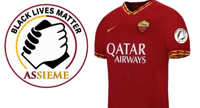 Roma ırkçılık karşıtı logolu formayla mücadele edecek