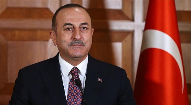 Bakan Çavuşoğlu: Hafterin artık meşruiyeti yok, masada olmaması lazım