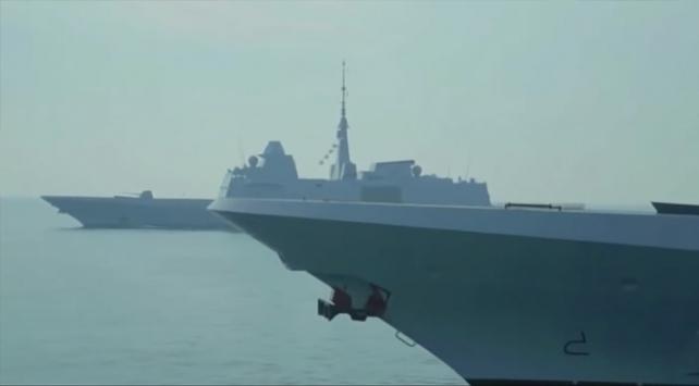 Ankaradan Fransız gemisine taciz iddiasına yalanlama