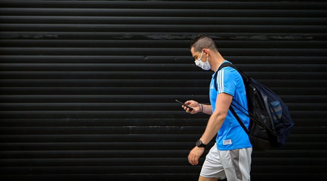 48 ilde maske takma zorunluluğuna uymayanlara 900 lira ceza