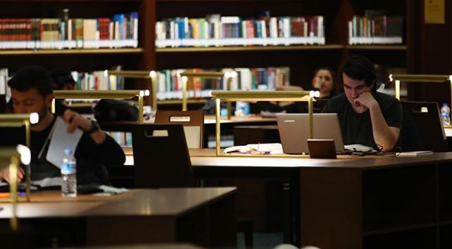 Türkiyede 32 binden fazla kütüphane var