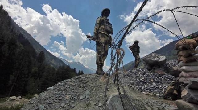 Çinin 10 Hint askerini serbest bıraktığı iddia edildi