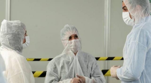 Belçikada son 24 saatte 128 yeni COVİD-19 vakası tespit edildi