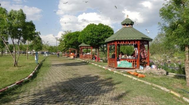 Park bahçe rekreasyon ve mesire alanlarında alınması gereken önlemler