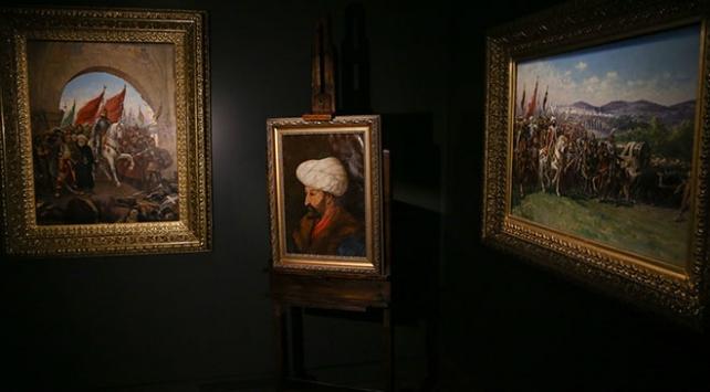 Fatih Sultan Mehmetin 20. yüzyıl portresi ilk kez sergilenecek