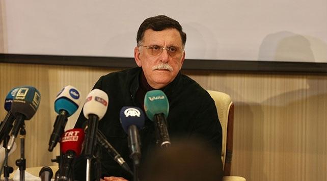Libya Başbakanı Serrac: Türkiyeye minnet duyuyoruz